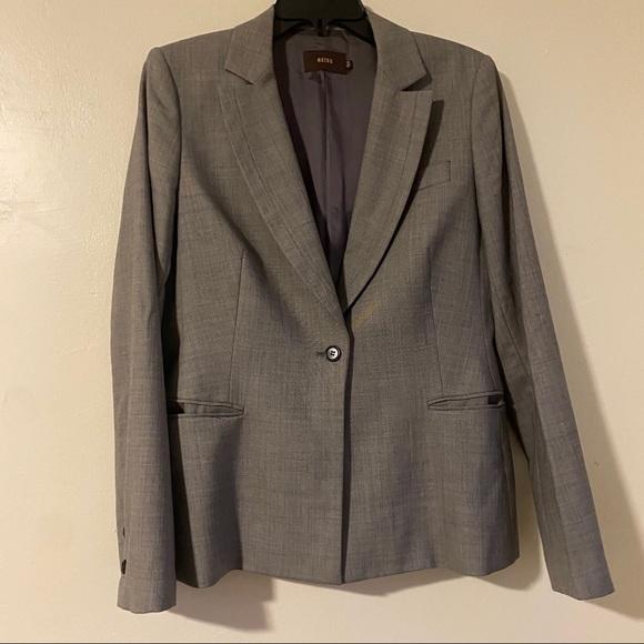 Reiss 100% Wool / 100% Viscose Lined Blazer, 10